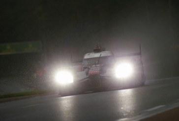 24 Heures du Mans 2016 – Les deux Audi en troisième ligne