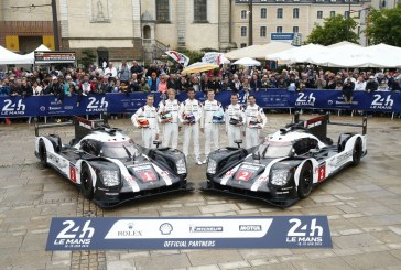 24 Heures du Mans 2016 – Journée de pesage pour Porsche en images