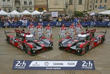 24 Heures du Mans 2016 – 2ème journée de pesage avec Audi en images