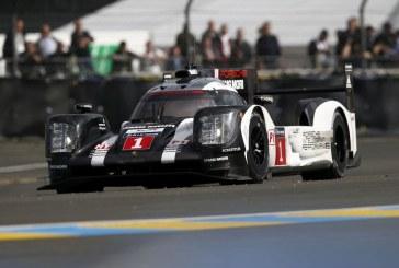 24 Heures du Mans 2016 – Porsche domine les deux premières séances de qualification