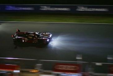 24 Heures 2016 – Toyota en tête de la course devant Porsche et Audi : une nuit agitée
