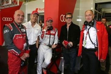 24 Heures du Mans 2016 – Des stars américaines ont visité Audi