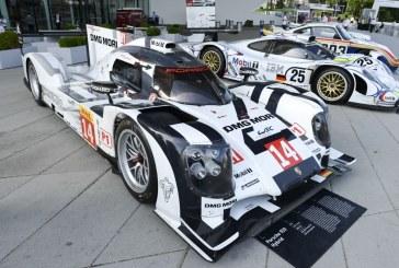 «Le Mans@Zuffenhausen»: La course de 24 heures du Mans 2016 en direct au Musée Porsche