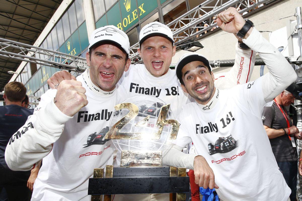 24 Heures du Mans 2016 – 18e victoire pour Porsche au terme d'un thriller hollywoodien !