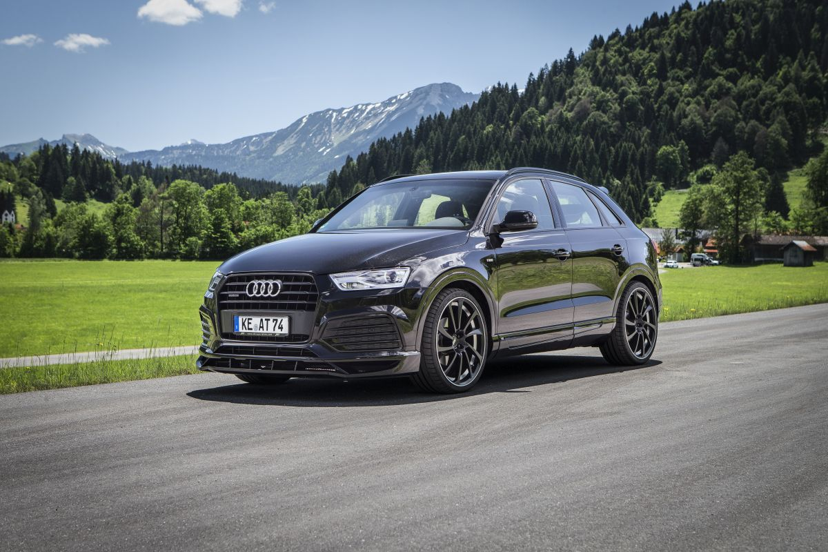 ABT Audi QS3 - Le Q3 en mode sportif