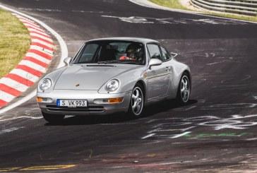 Bilstein fournit des amortisseurs d'origine optimisés pour la Porsche 911 type 993