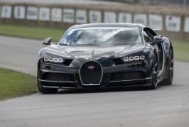 Première de la Bugatti Chiron au Royaume-Uni au Goodwood Festival of Speed
