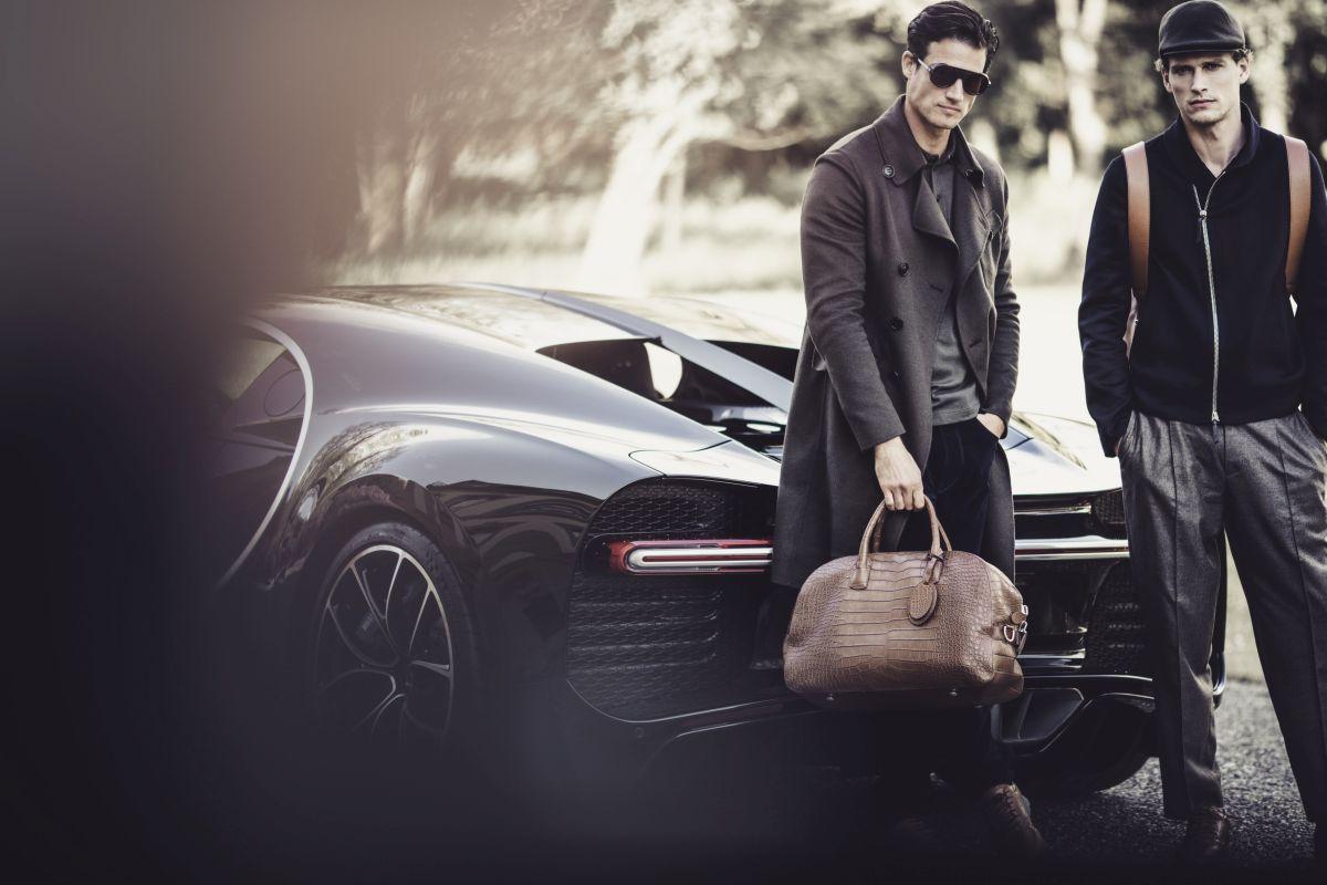 Giorgio Armani collabore avec Bugatti sur une ligne de produits en édition limitée