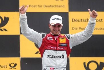 DTM – Audi gagne de nouveau ce dimanche au Norisring