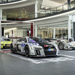 Exposition spéciale « Home of Legends » à l'Audi Forum Neckarsulm