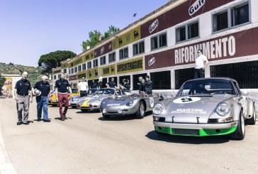 Le Musée Porsche rend hommage à la 100ème édition de la Targa Florio