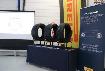 Nouveau pneu Pirelli P Zero – Trois variantes pour 3 utilisations différentes