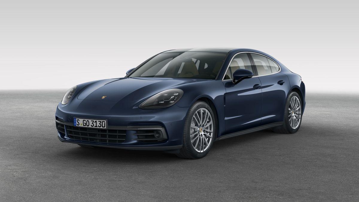 Nouvelle Porsche Panamera - La voiture de sport parmi les limousines de luxe