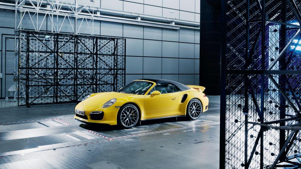 A la découverte la nouvelle soufflerie Porsche à Weissach avec le Dr. Hauke Stumpf