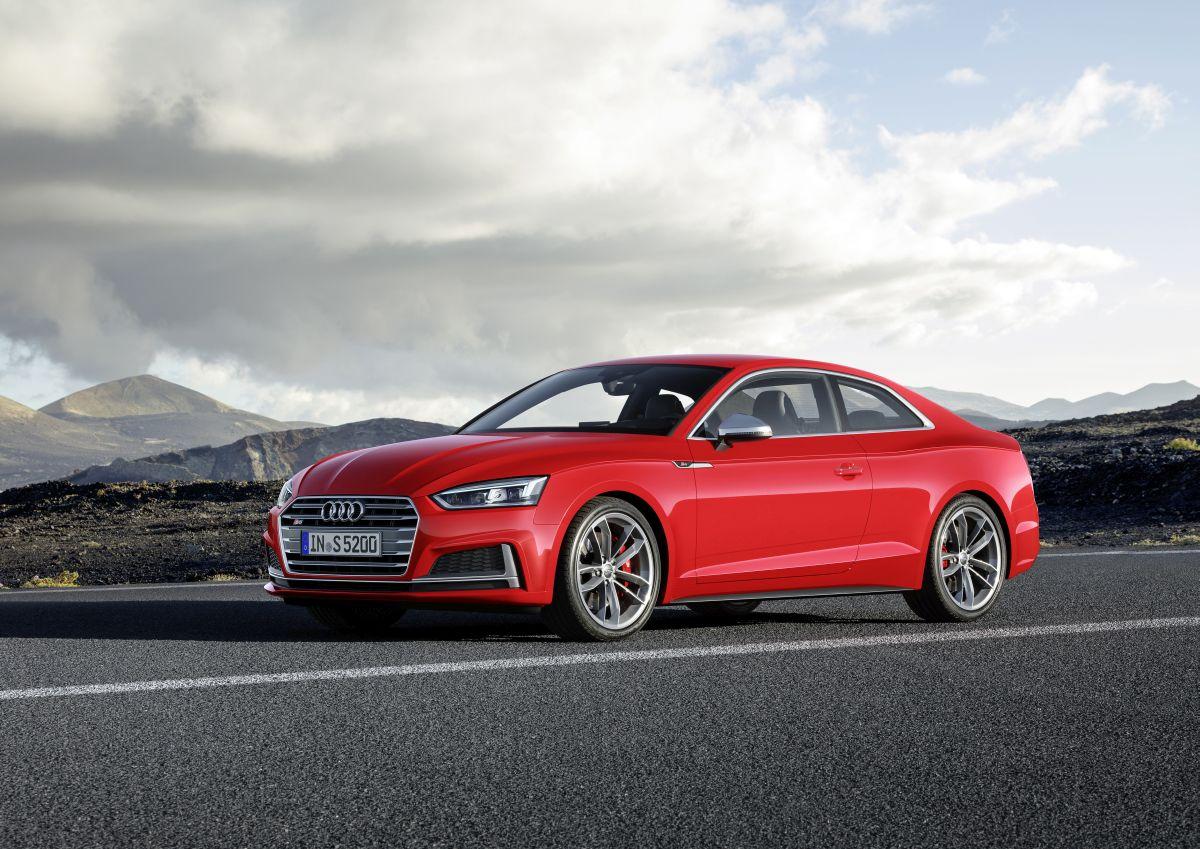 Nouvelles Audi A5 et S5 Coupé - L'élégance par la sportivité
