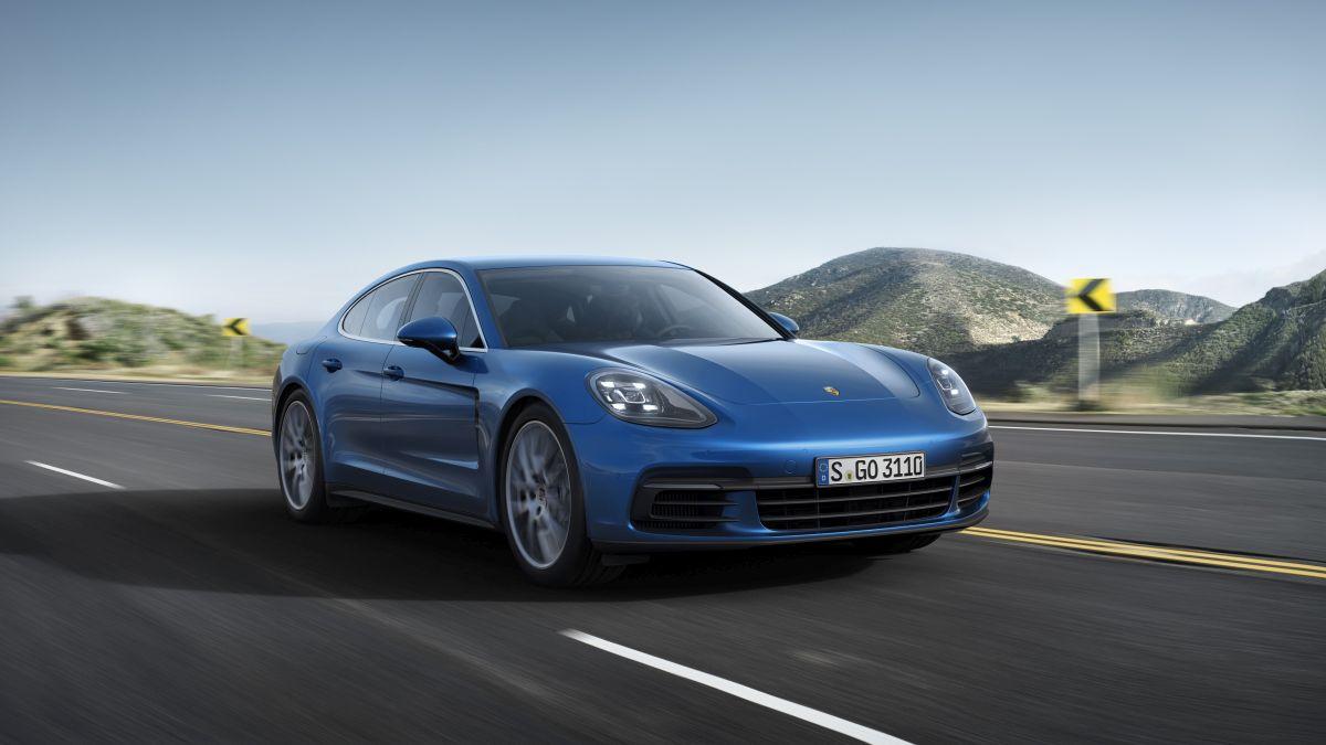 Porsche Panamera - Oliver Blume présente à Berlin la nouvelle Gran Turismo