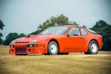Porsche 924 Carrera GTR de 1981 avec seulement 109 km – Estimée à plus de 600 000 euros à Silverstone