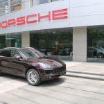 Porsche Centre Shanghai Puxi – Une concession Porsche au centre de Shanghai