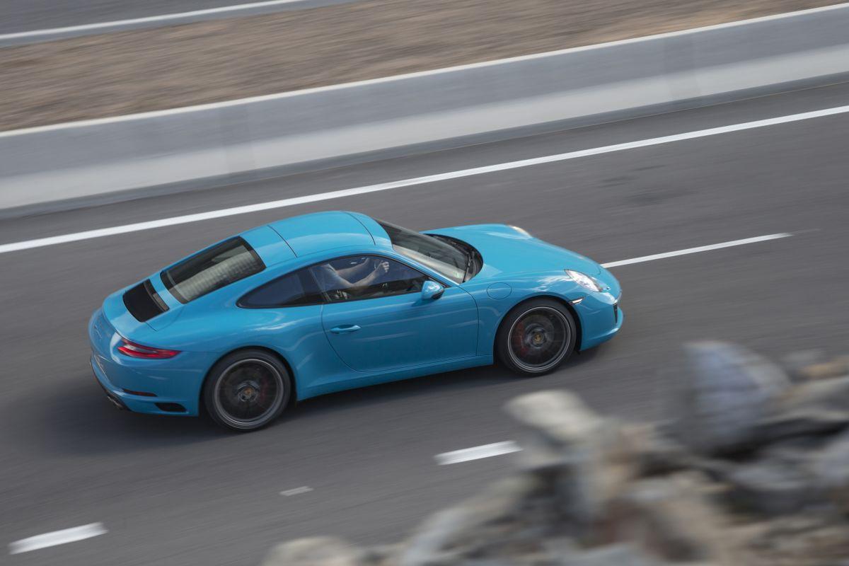 La Porsche 911 se classe pour la 5ème fois consécutive en tête de l'étude qualité JD Power