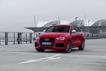 Le moteur Audi 2.5 TFSI reçoit une nouvelle fois le titre de «Moteur International de l'année» dans sa catégorie