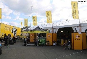 24 Heures du Mans 2016 – A la découverte de l'atelier Dunlop Motorsport qui monte les pneus