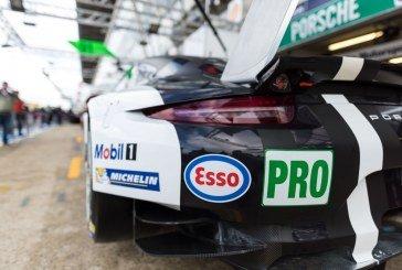 24 Heures du Mans 2016 – Esso est le nouveau partenaire de Porsche Motorsport