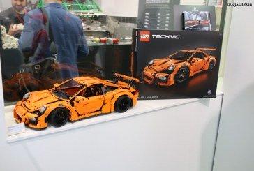 24 Heures du Mans 2016 – Une Porsche 911 GT3 RS by LEGO Technic