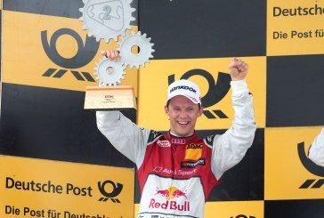 DTM – Ekström brille de nouveau pour Audi par un remontée spectaculaire au Lausitzring le dimanche
