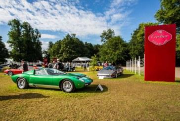 Goodwood 2016 – Lamborghini célèbre les 50 ans de la Miura avec une Miura SV restaurée par Lamborghini Polo Storico