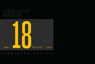 Lamborghini Magazine devient le premier magazine automobile en réalité augmentée