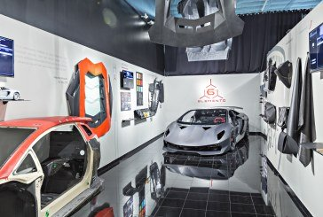 Advanced Composite Structures Laboratory : Lamborghini inaugure un nouveau centre de recherche en fibre de carbone à Seattle