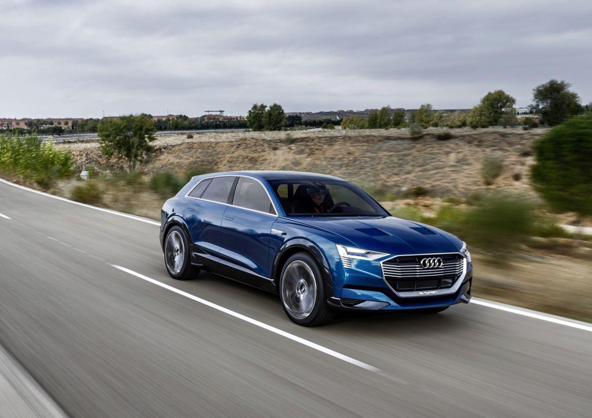 Audi 2025 - Le plan stratégique d'AUDI AG : voitures électriques, voitures autonomes & digitalisation