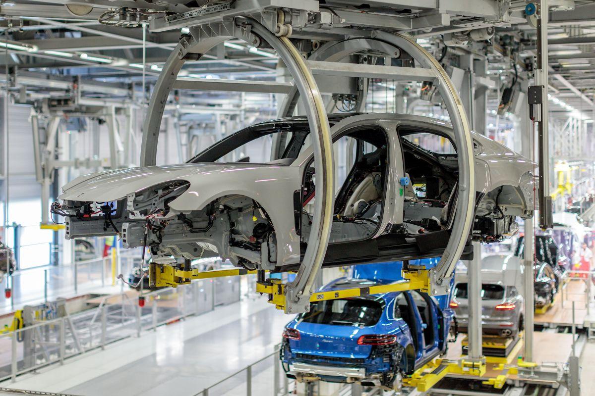 La nouvelle Porsche Panamera sera entièrement produite à Leipzig - Plus de 4000 employés
