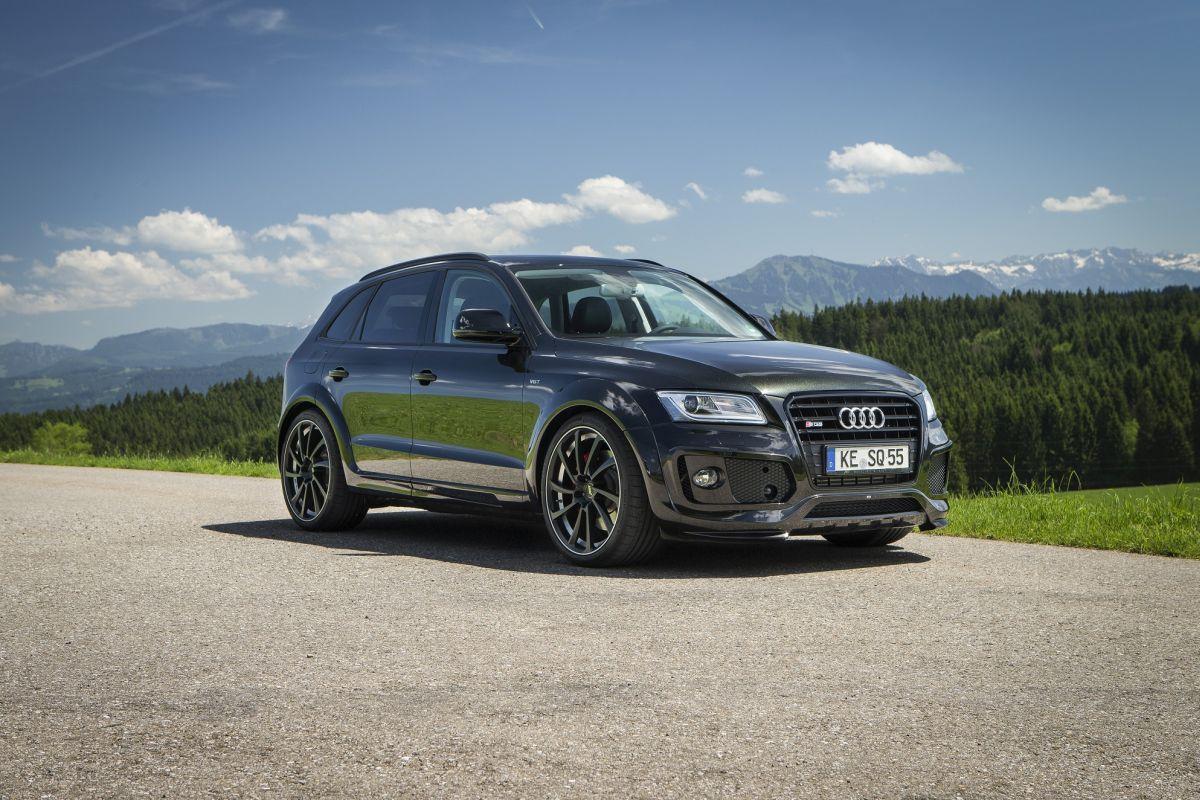 Nouvelle ABT Audi SQ5 - Versatile et racée, développant jusqu'à 380 ch