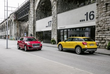 L'Audi Q2 remporte l'Automotive Brand Contest