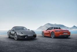 Porsche confirme le retour du Flat 6 sur les Porsche 718 Boxster et 718 Cayman