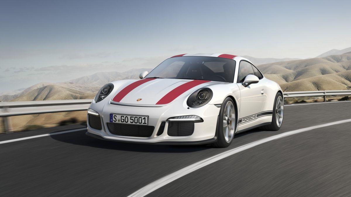 Porsche maintient le cap en 2016 - Les ventes sont excellentes au premier semestre