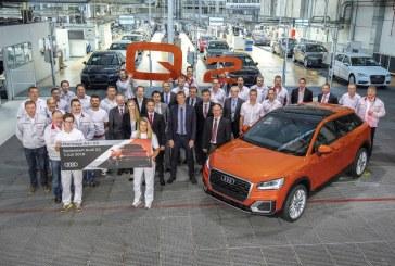 Nouvelle Audi Q2 – Lancement de sa production à Ingolstadt