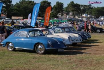 Le Mans Classic 2016 – Une superbe plateau des clubs Porsche avec plus de 1000 voitures