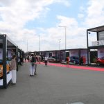 Le Mans Classic 2016 – Musée Pop-up Porsche au Porsche Experience Center