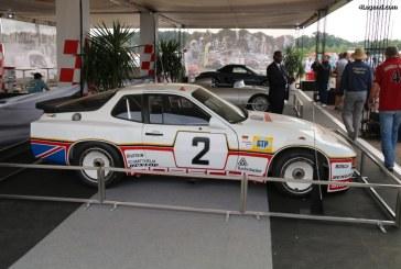 Le Mans Classic 2016 – Porsche 924 GTP & RS 550A Spyder à l'honneur dans le réceptif Porsche Clubs