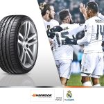 Hankook Tire et le Real Madrid signent un partenariat international