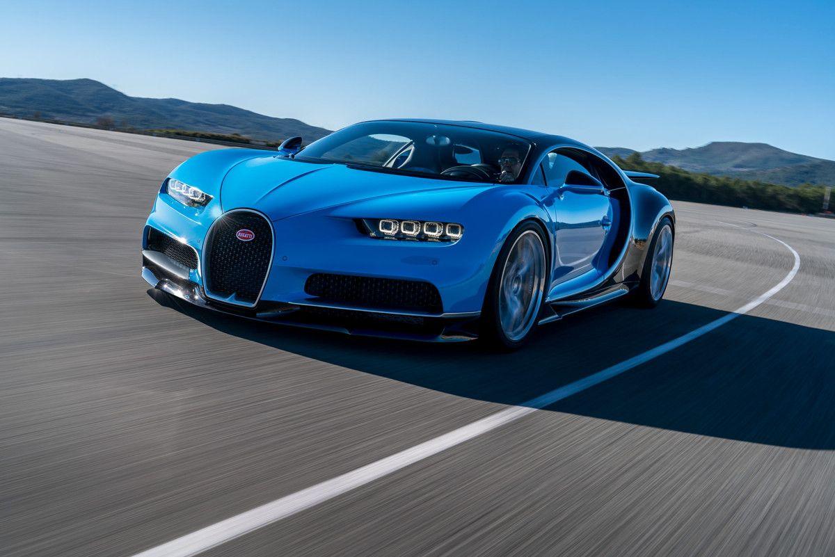 Pas de version Roadster de la Bugatti Chiron - Confirmation du Dr Stefan Brungs
