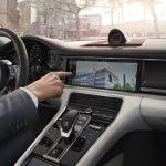 Ouverture de la nouvelle Porsche Panamera au monde de la connectivité avec Porsche Connect