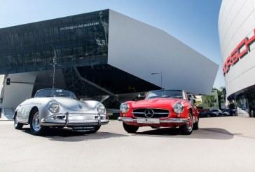 Tarif réduit au Musée Mercedes-Benz pour les détenteurs de billets du Musée Porsche et inversement