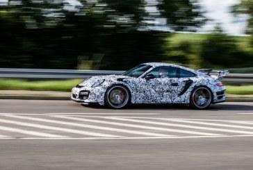 TECHART annonce la GTstreet R sur la base de la Porsche 911 Turbo S