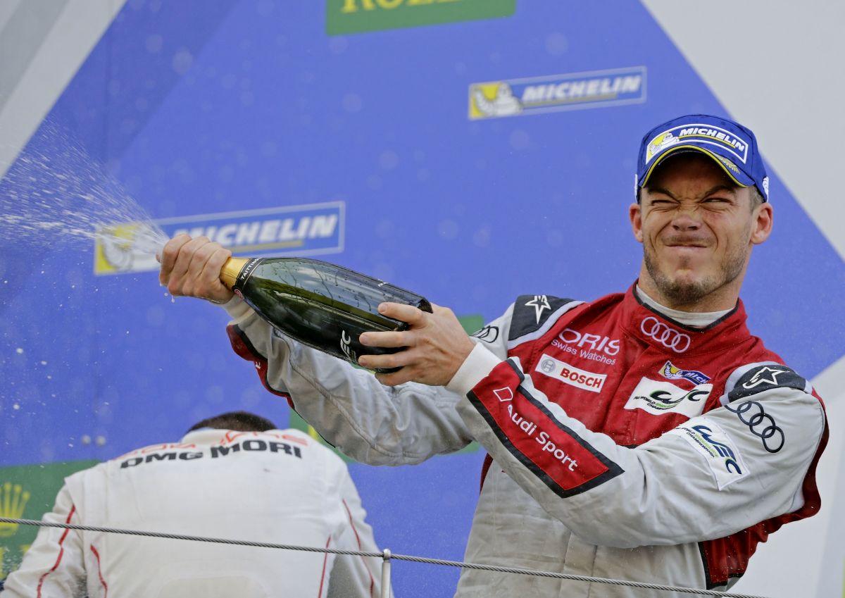 WEC - Un nouveau podium pour Audi aux 6 Heures du Nürburgring