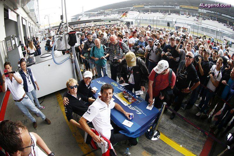 Porsche 919 Hybrid, Porsche Team: Brendon Hartley, Timo Bernhard, Mark Webber (l-r)