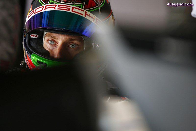 Porsche Team: Brendon Hartley,