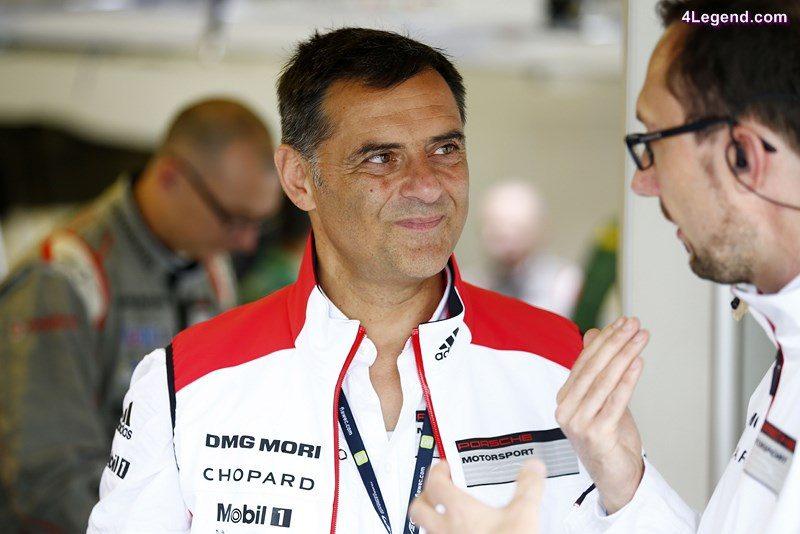 Michael Steiner, Vorstand Forschung und Entwicklung Porsche AG